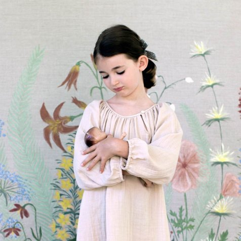 【SUMMER SALE 40%OFF】Peasant Tunic Tea