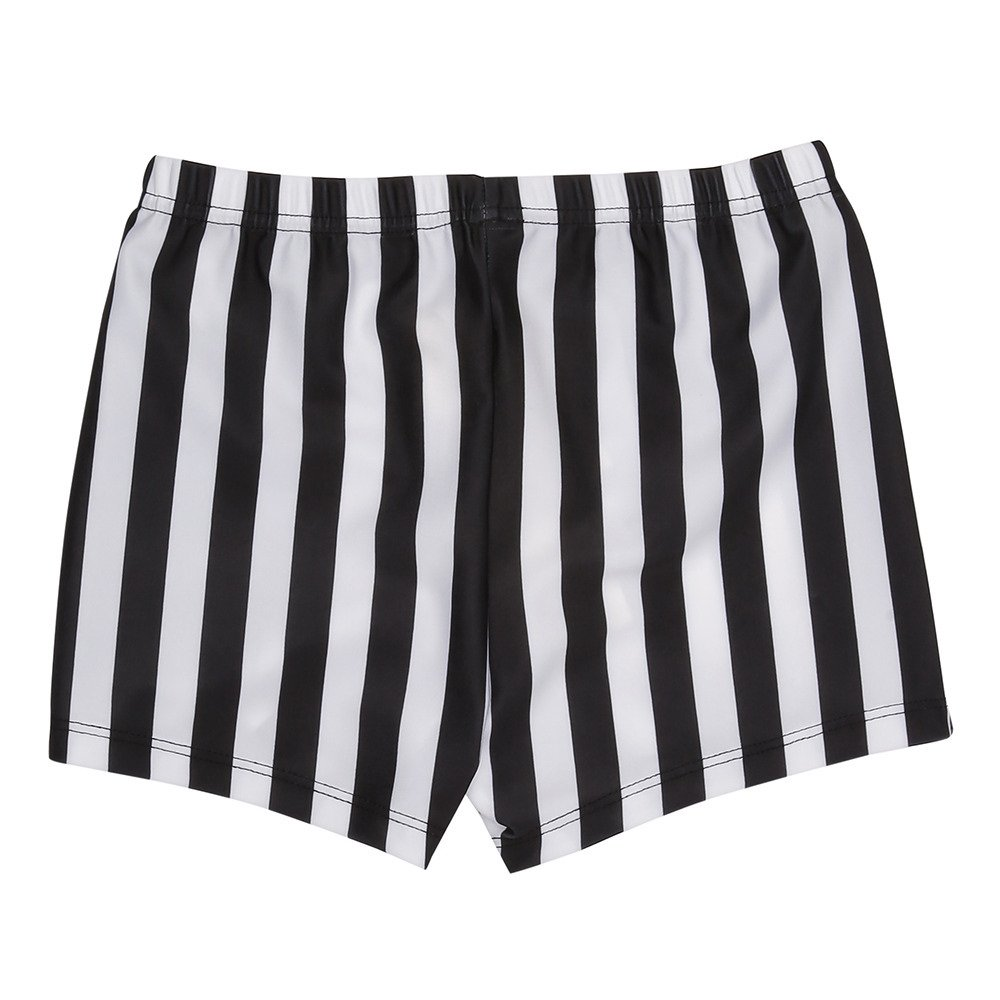 【WINTER SALE 40%OFF】SWIM PANTS JS STRIPES BLK & WHT img2