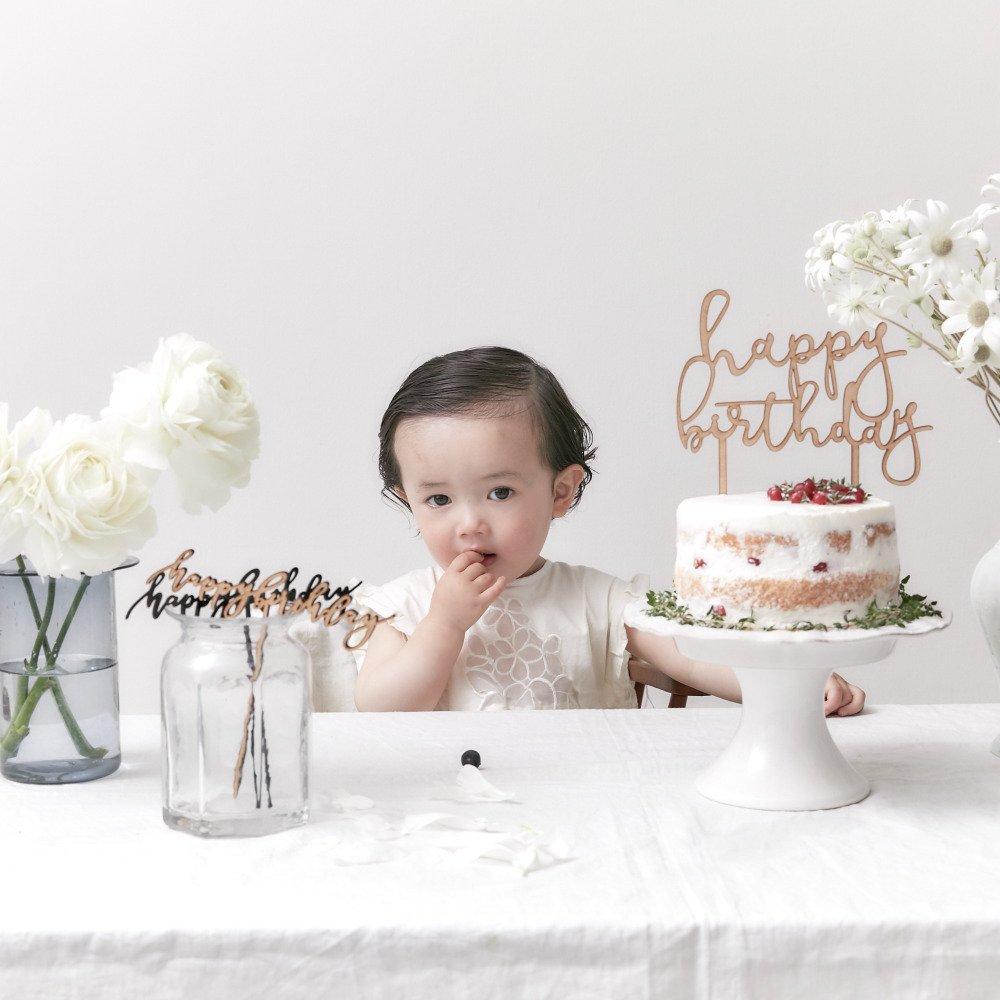 ケーキトッパー happy birthday img4