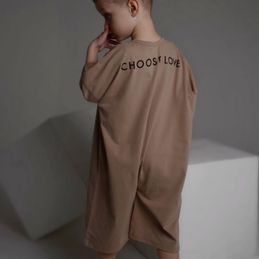 Choose Love Onesie img2