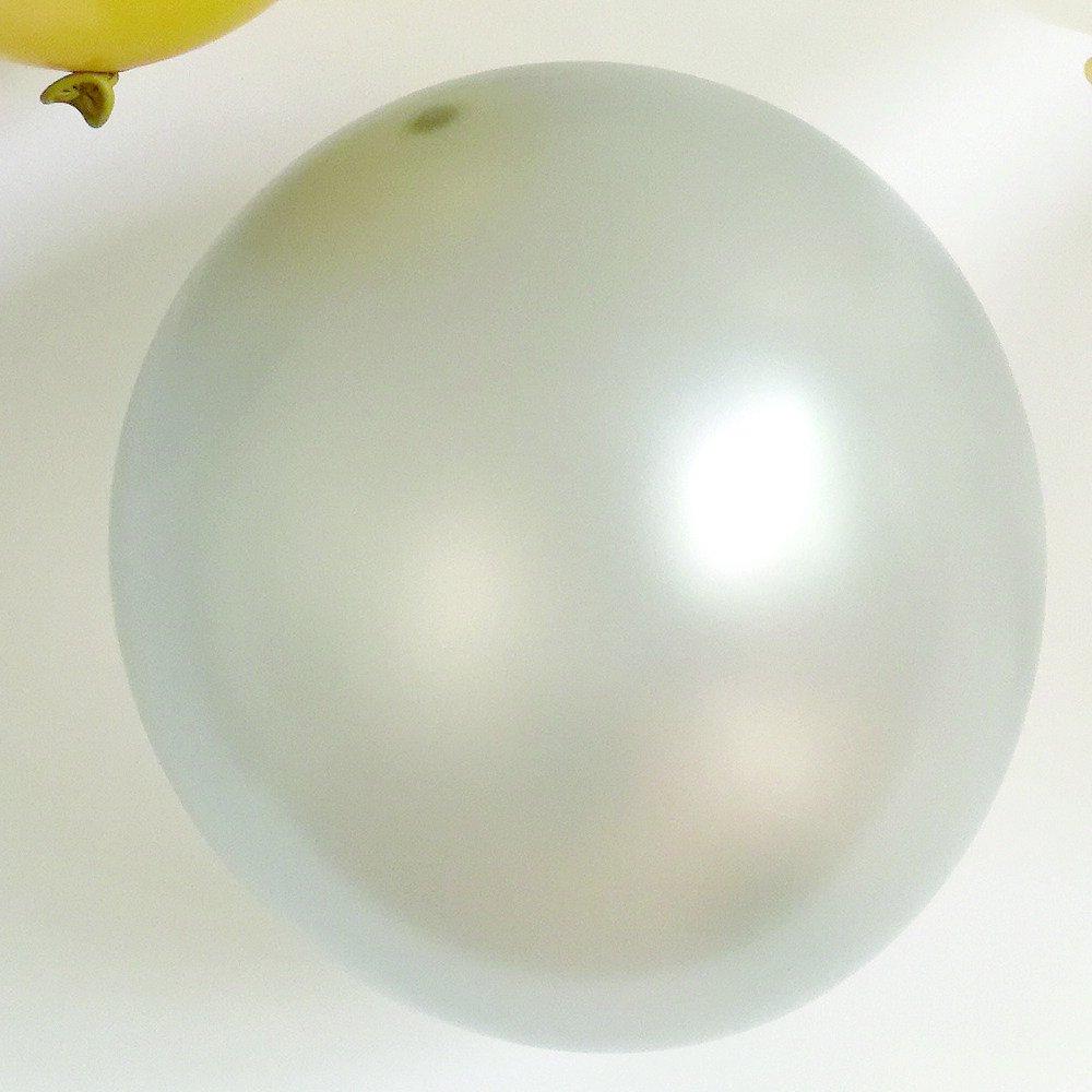 Balloon Gold x Silver Mix 10pcs img4