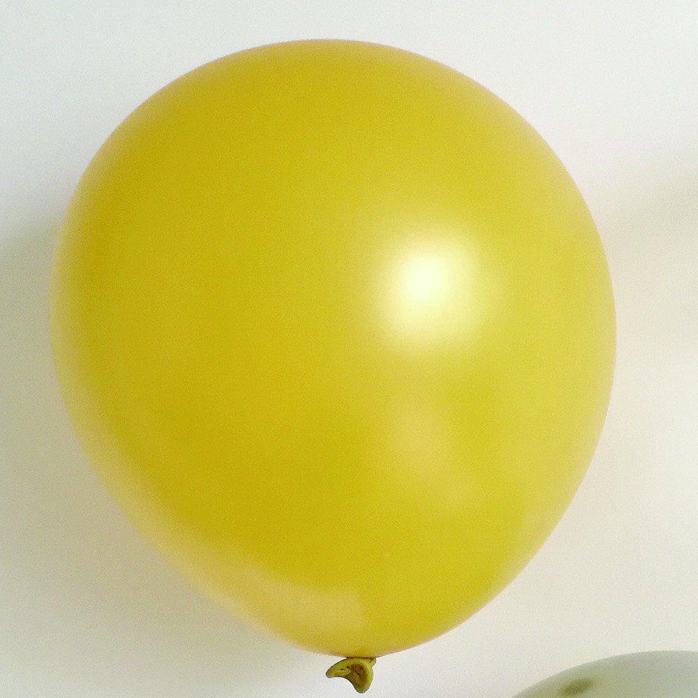 Balloon Gold x Silver Mix 10pcs img5