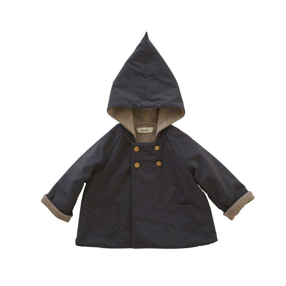 elf coat charcoal gray img