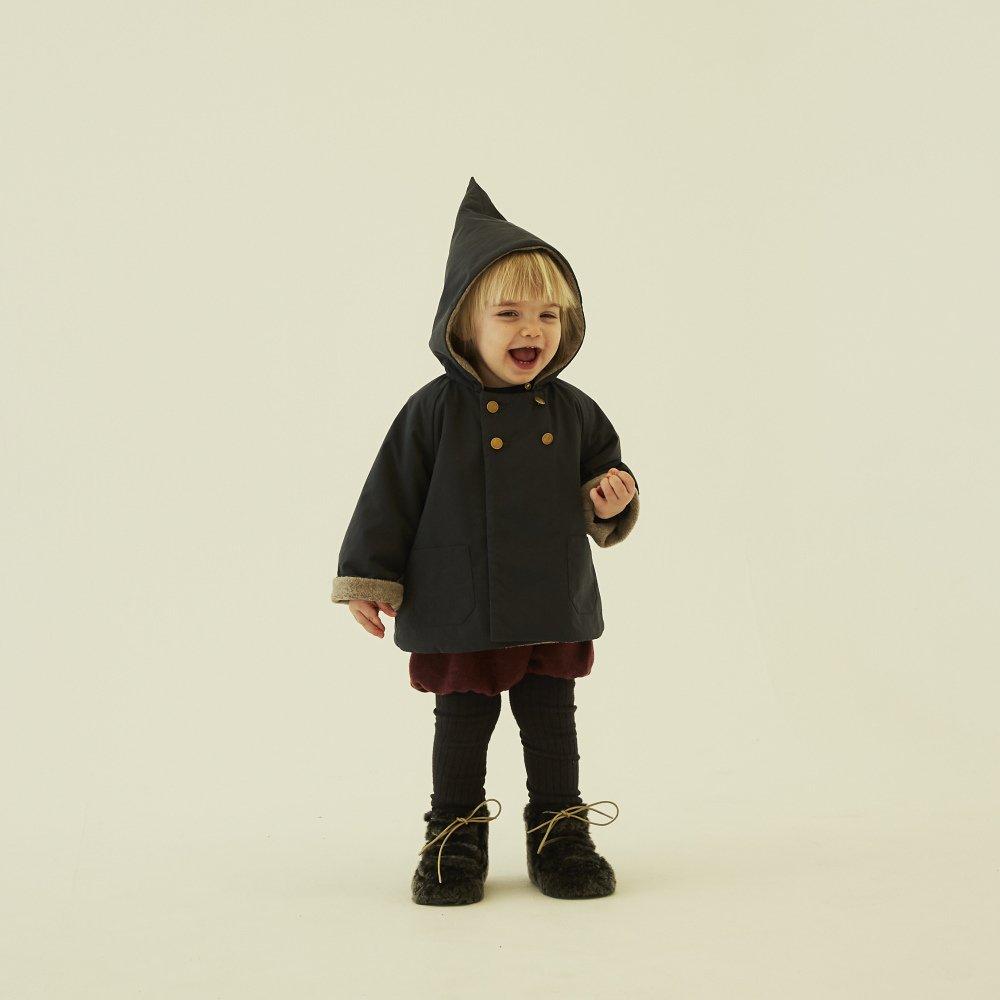 elf coat charcoal gray img4