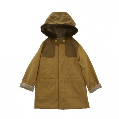 high-lander coat camel