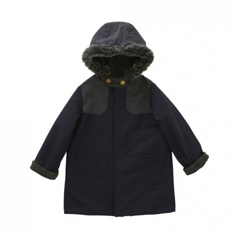 high-lander coat navy