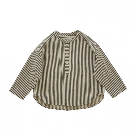 stripe linen shirts