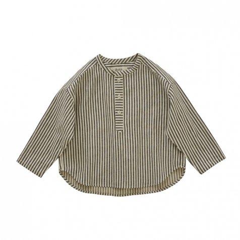 stripe linen shirts