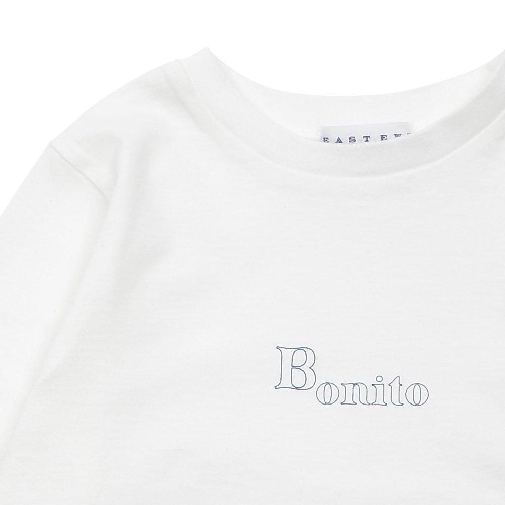 Long Sleeve Tee Shirt Bonito White img2