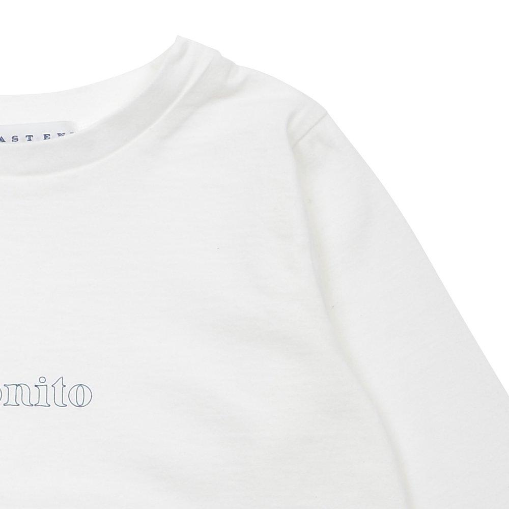 Long Sleeve Tee Shirt Bonito White img4