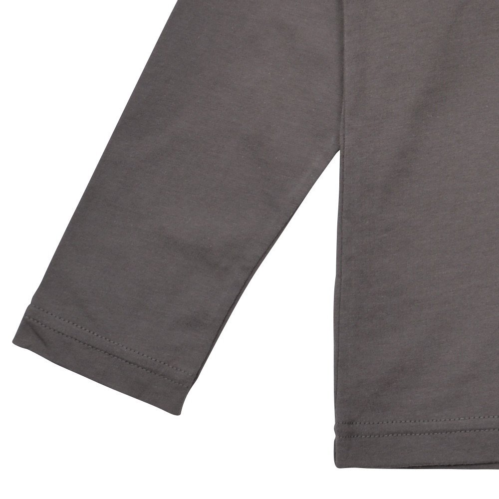 【7月末入荷予定】Long Sleeve Tee Shirt Bonito Grey img3