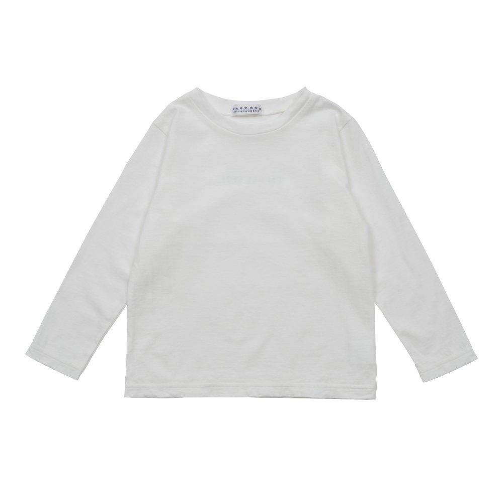 Long Sleeve Tee Shirt I'm all set White img1