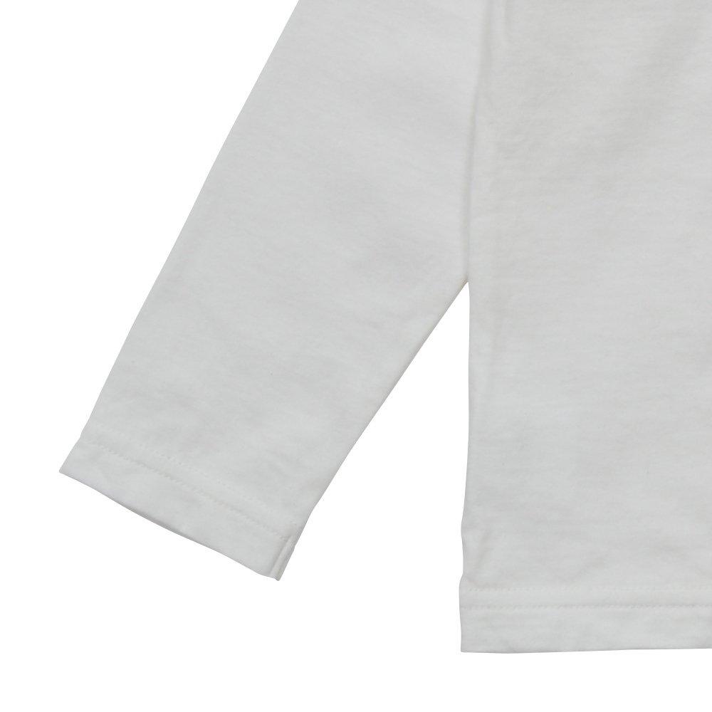 Long Sleeve Tee Shirt I'm all set White img3