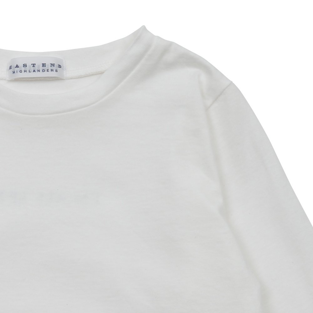 Long Sleeve Tee Shirt I'm all set White img4