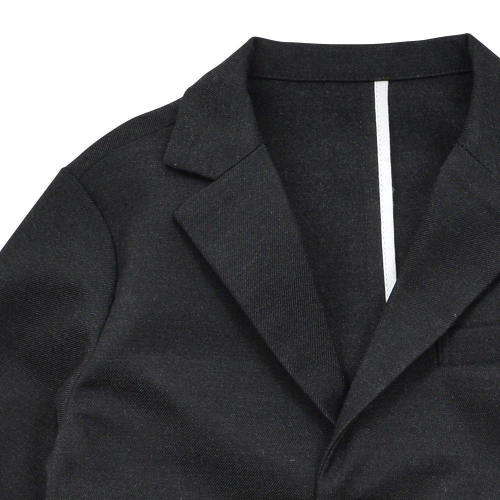 Suit Jacket Black img2