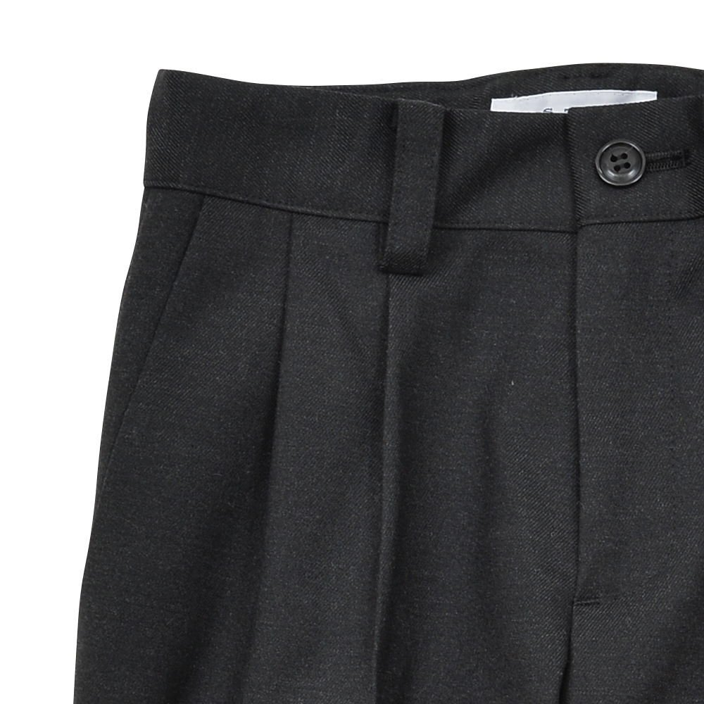Suit Pants Black img2