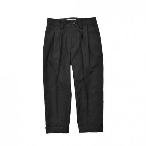 【40%OFF】Suit Pants Black