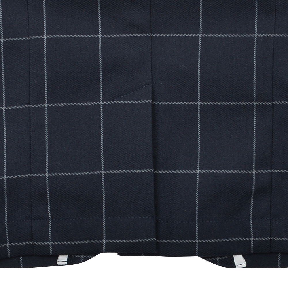 【WINTER SALE 20%OFF】Suit Jacket navy / white plaid img6