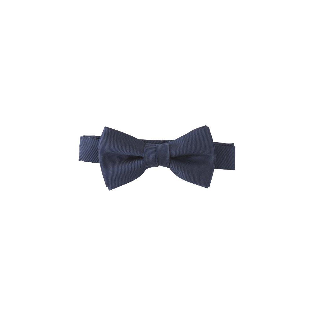 Plain Bow Tie navy img