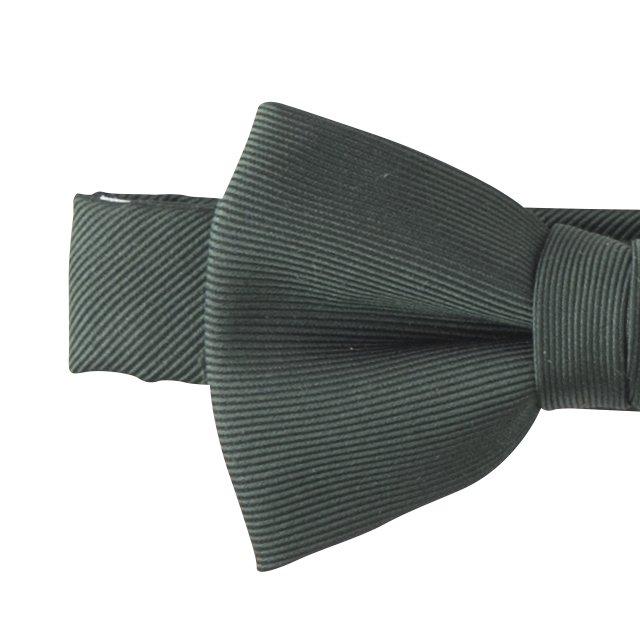 Plain Bow Tie green img1