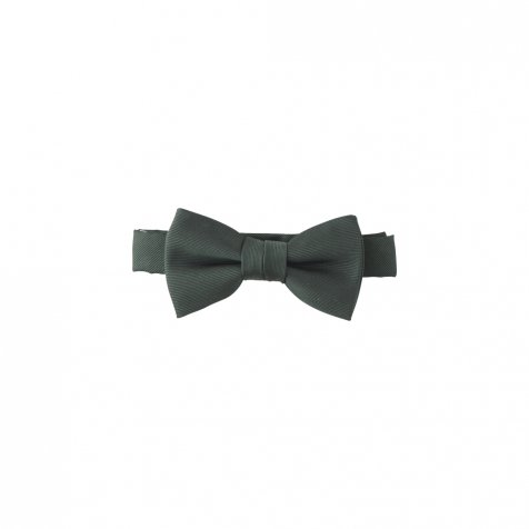 【WINTER SALE 20%OFF】Plain Bow Tie green