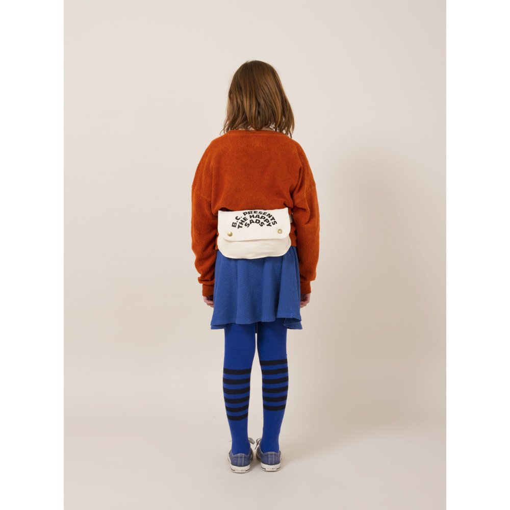 【WINTER SALE 20%OFF】2018AW No.218031 The Happysads Round neck sheep skin fleece sweatshirt img6
