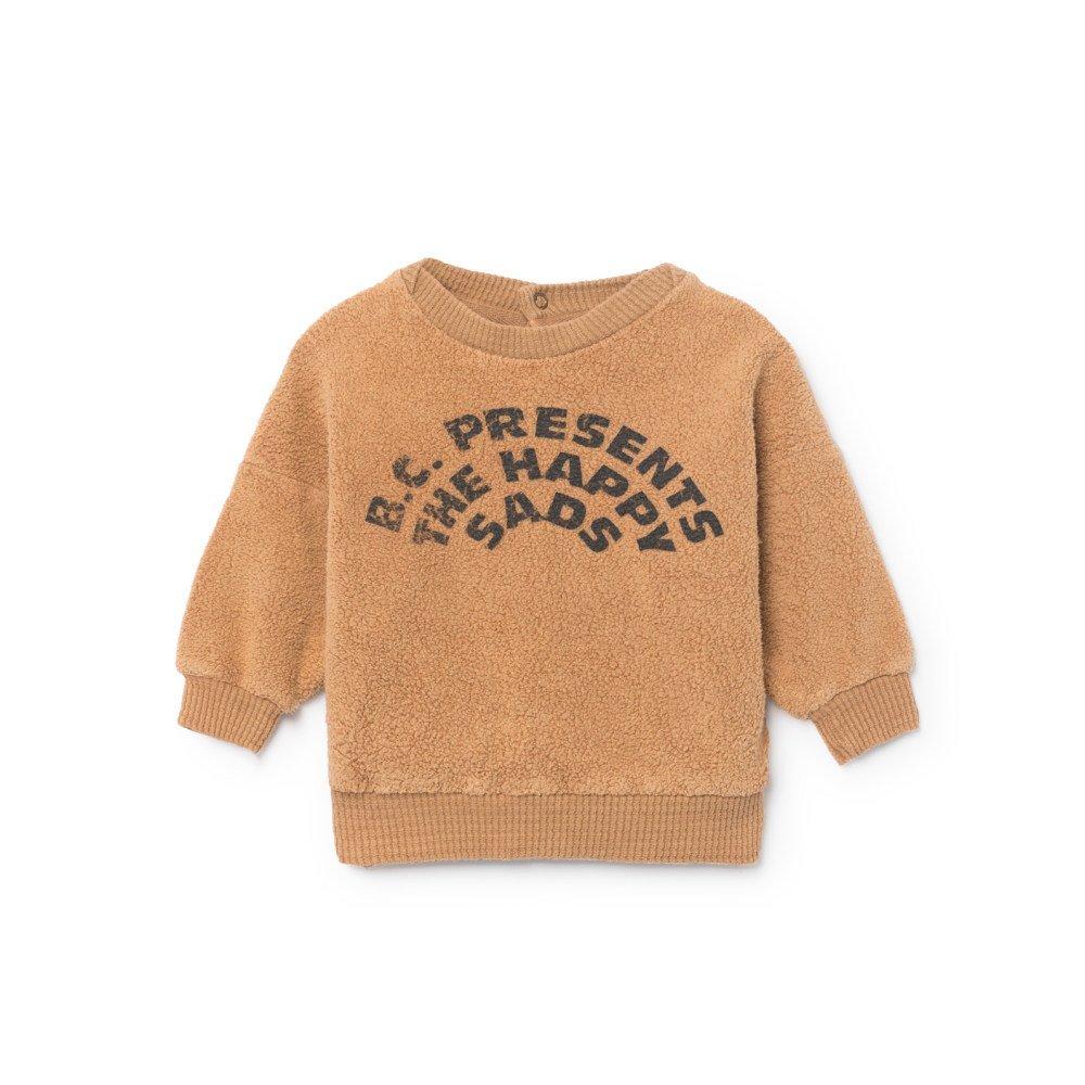 2018AW No.218190 The Happysads Sheep Skin Fleece Sweatshirt img