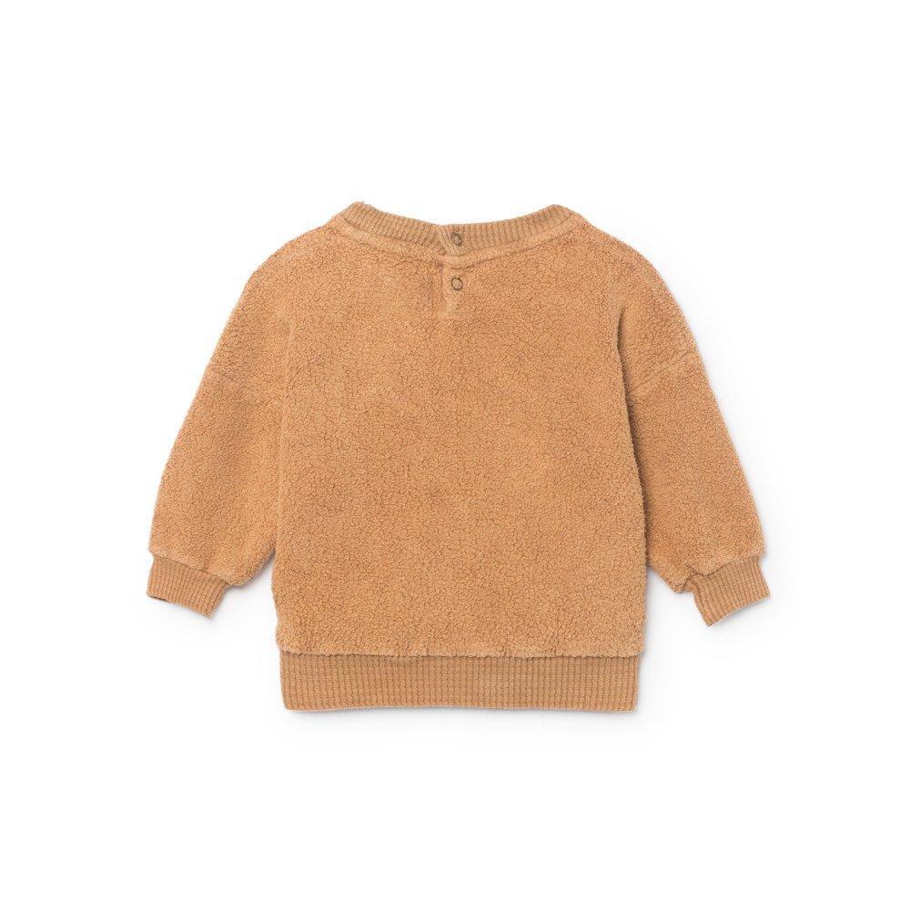2018AW No.218190 The Happysads Sheep Skin Fleece Sweatshirt img3