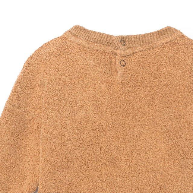 2018AW No.218190 The Happysads Sheep Skin Fleece Sweatshirt img4