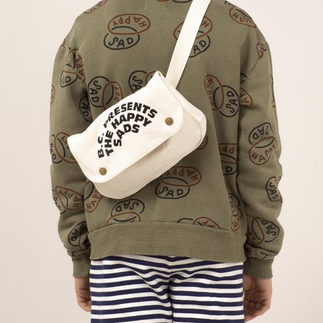 2018AW No.218256 The Happy Sads Belt Pouch img3