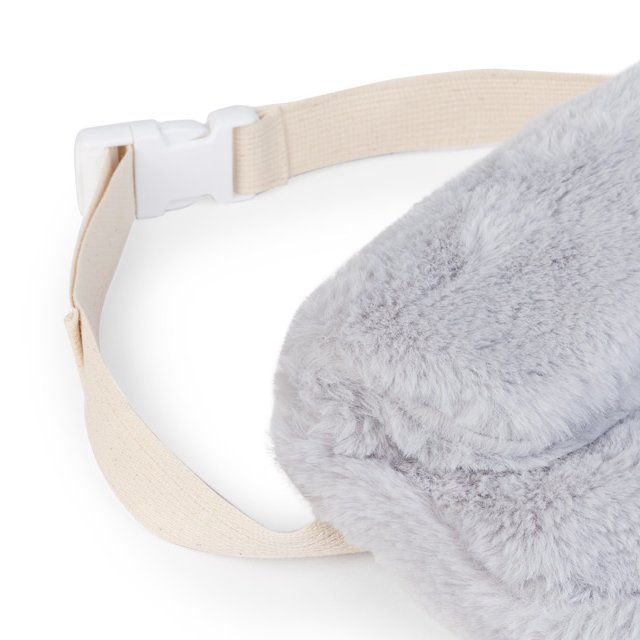 2018AW No.218279 Faux Fur Belt Pouch img2