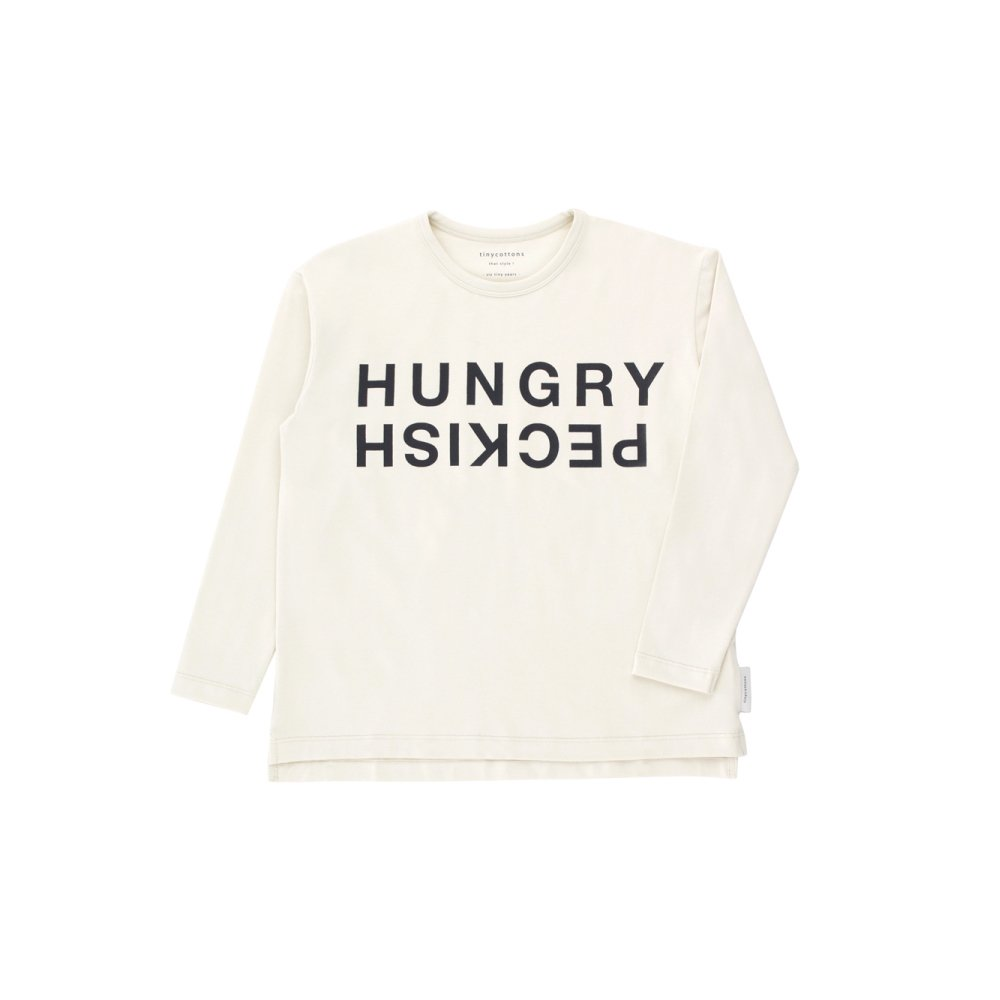 【WINTER SALE 20%OFF】No.058 hungry peckish graphic tee img