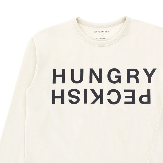 No.058 hungry peckish graphic tee img1