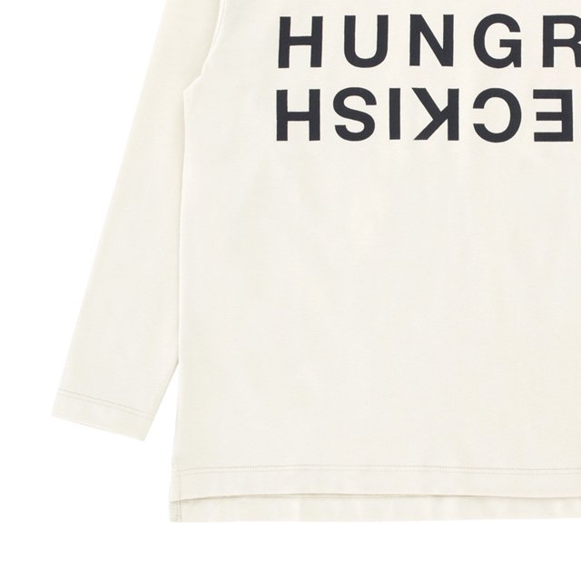 【WINTER SALE 20%OFF】No.058 hungry peckish graphic tee img2