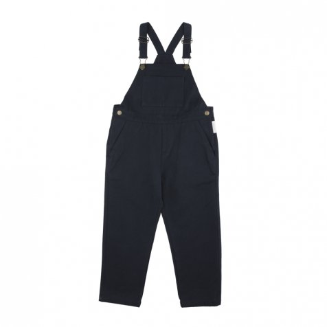 No.132 solid overall navy