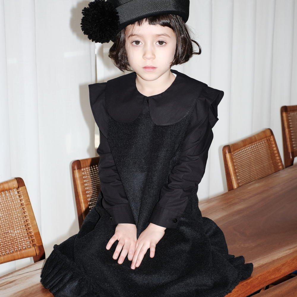 【50%OFF】CLARICE Dress Grey JPN LIMITED img2