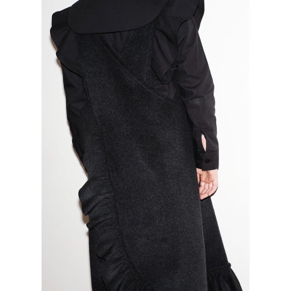 【50%OFF】CLARICE Dress Grey JPN LIMITED img3
