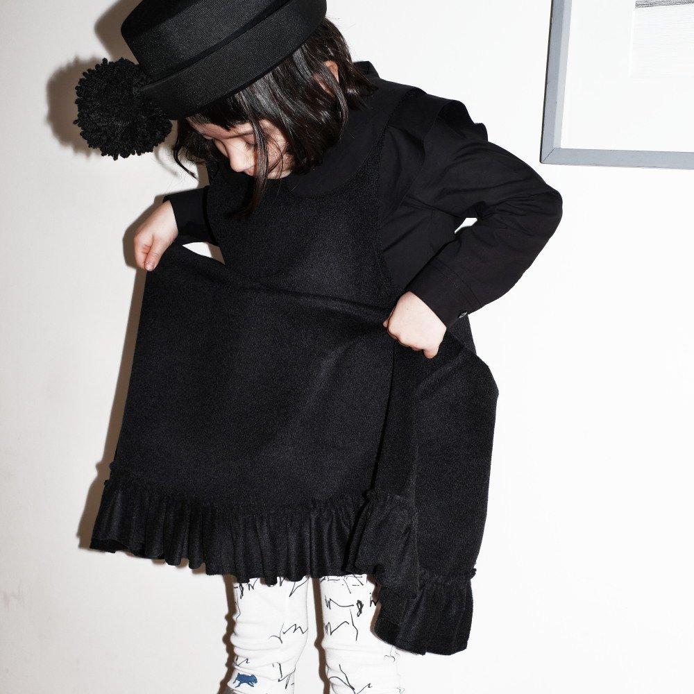 【50%OFF】CLARICE Dress Grey JPN LIMITED img4