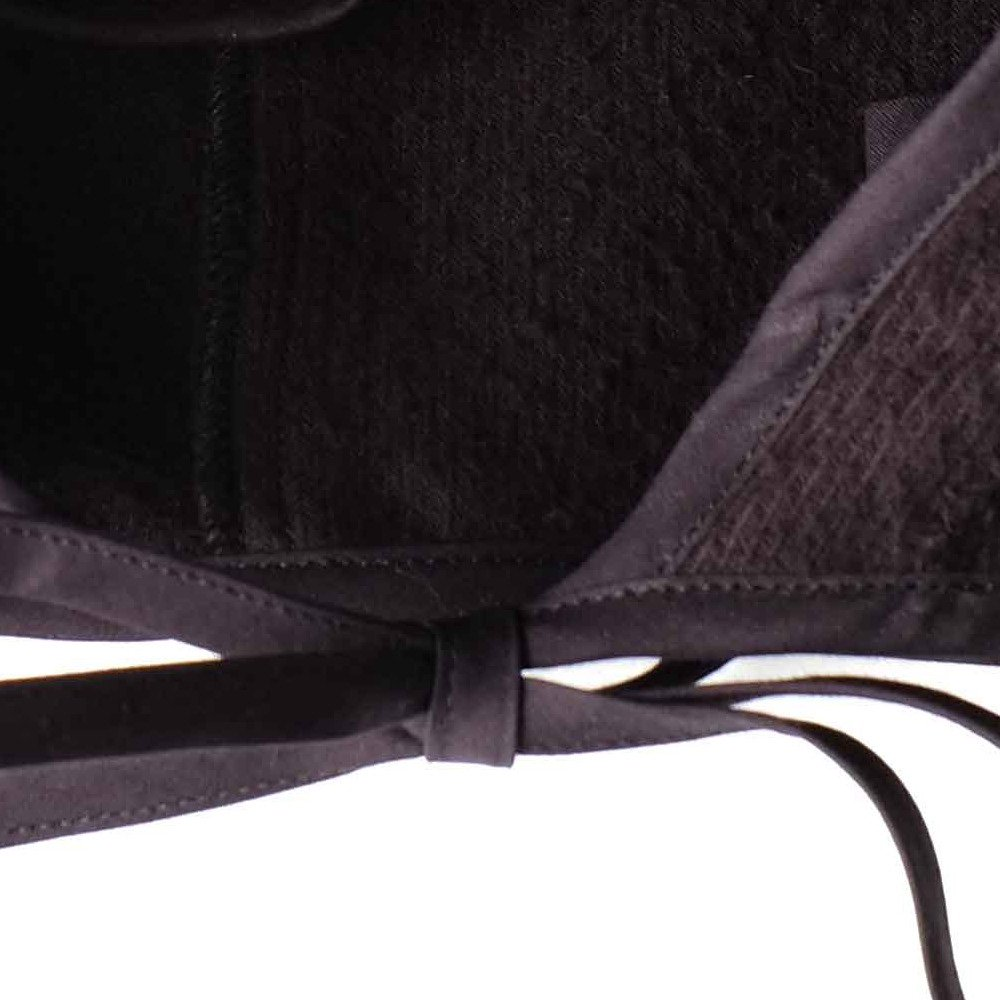 【50%OFF】ELDA Hat BLACK img1