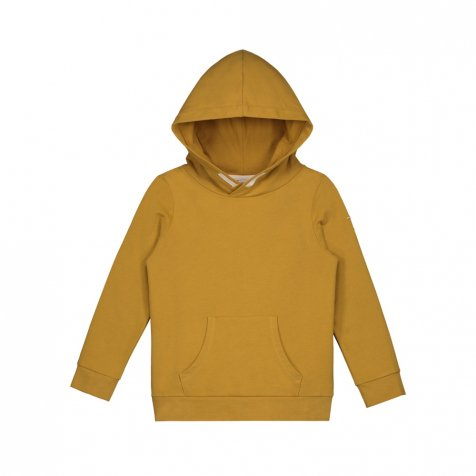 Classic Hooded Sweater Mustard