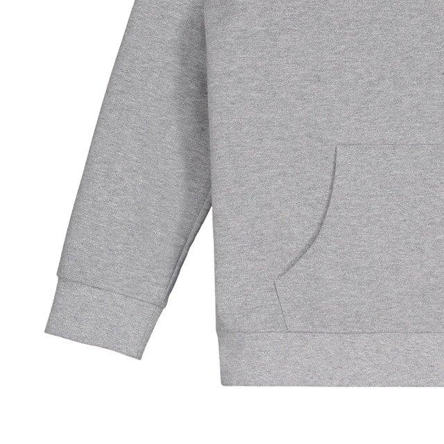 Classic Hooded Sweater Grey Melange img2
