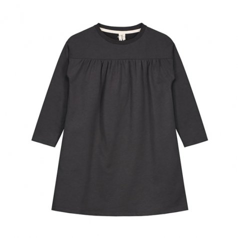 【SUMMER SALE 30%OFF】Pleated Dress Nearly Black