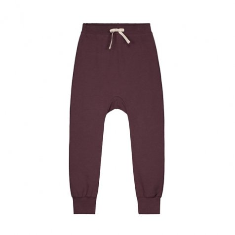 【9月入荷予定】Baggy Pants Plum