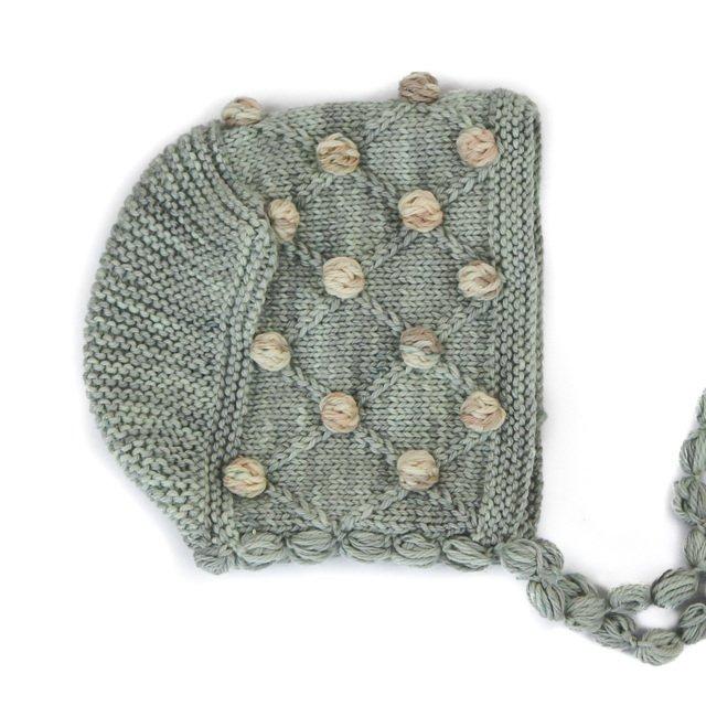 【30%OFF】Viola Sweater Celadon/Natural img2