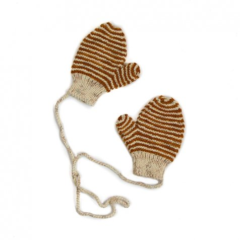 【40%OFF】Divna Mittens Gold