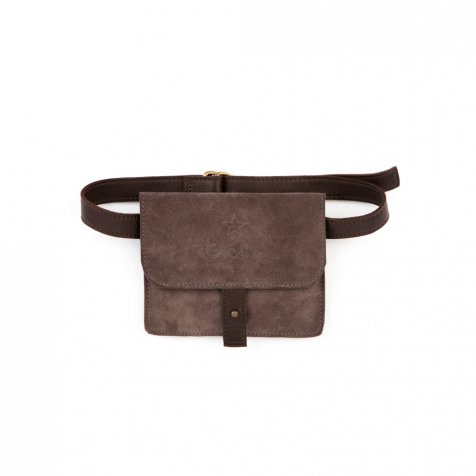 W77218. LEATHER BELT BAG