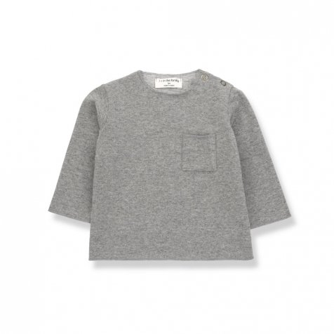 【WINTER SALE 20%OFF】ORIOL t-shirt mid grey