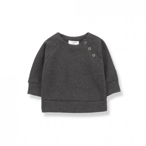 【WINTER SALE 20%OFF】MANDY sweatshirt anthracite