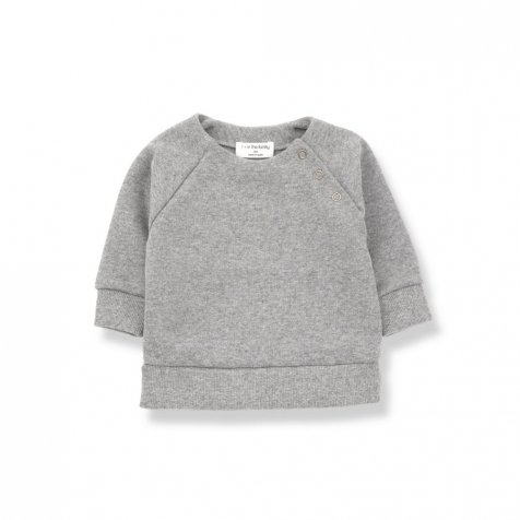 【WINTER SALE 20%OFF】MANDY sweatshirt light grey