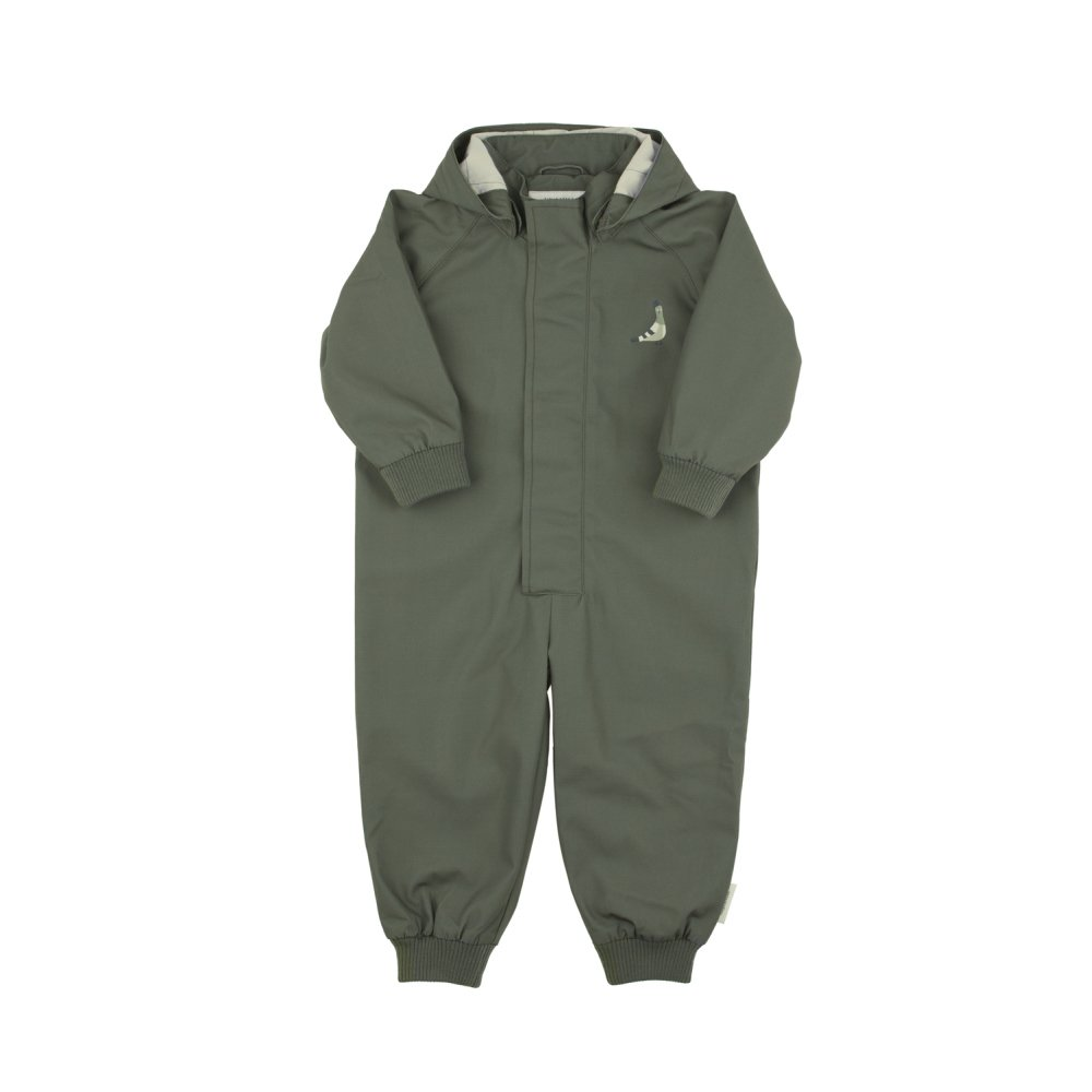 【WINTER SALE 20%OFF】No.234 pigeon solid one-piece img